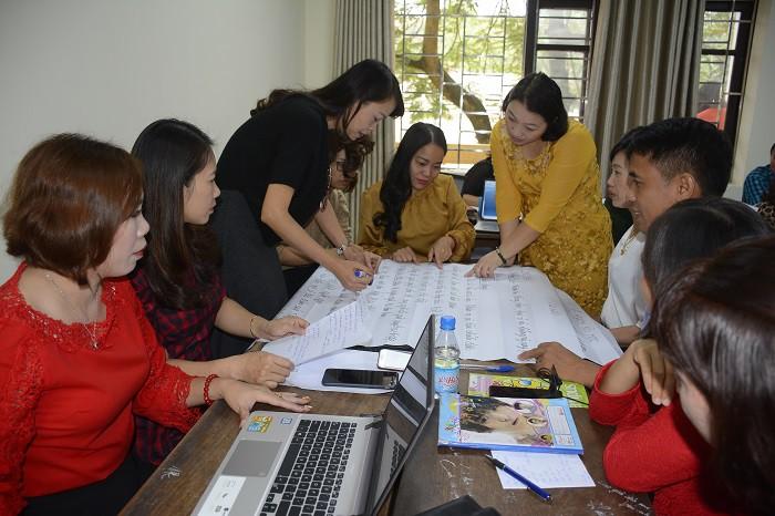 Trường ĐHSP Hà Nội 2 tiếp tục bồi dưỡng Mô đun 3 cho 1629 giáo viên phổ thông cốt cán