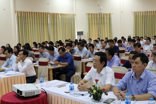 Tập huấn hướng dẫn triển khai thực hiện chuẩn hiệu trưởng cơ sở GDTP và chuẩn nghề nghiệp giáo viên cơ sở GDPT
