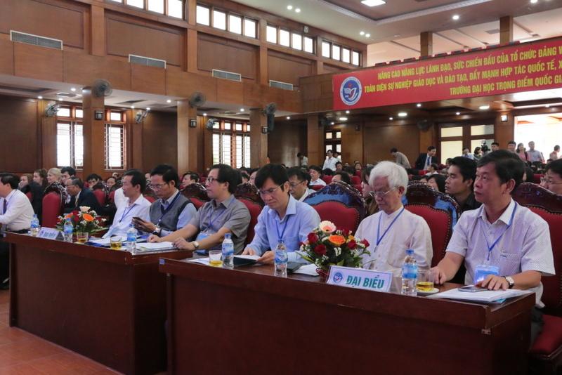 Hội thảo khoa học Quốc tế